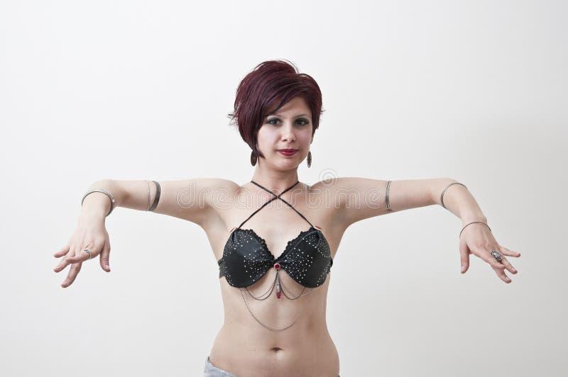 Download Beautifu Tribal Belly Dancer Stock Photo - Image: 24569348