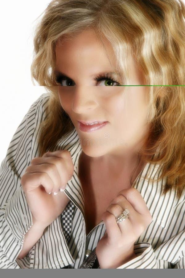 Download Beautiful 40 Year Old Woman Stock Photo - Image: 3940558