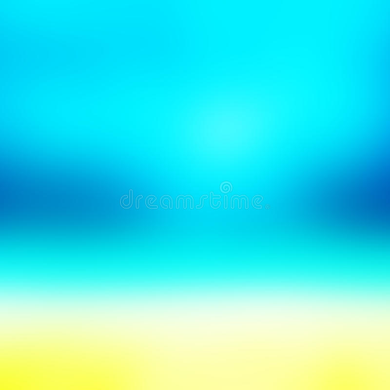 Beautiful Sunny Day At Tropical Beach Royalty Free Stock: Beautiful Abstract Blur Beach And Tropical Sea Background