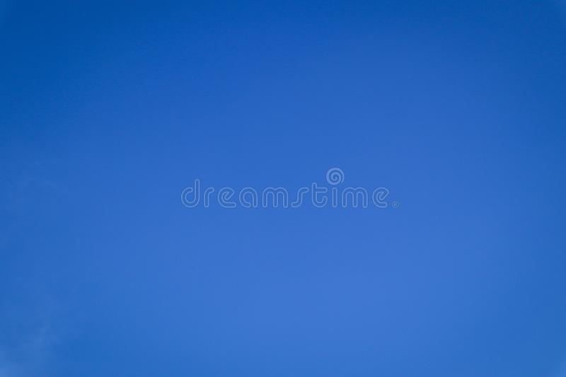 Beautiful abstract cloud and clear blue sky landscape nature background and wallpaper.  royalty free stock photography