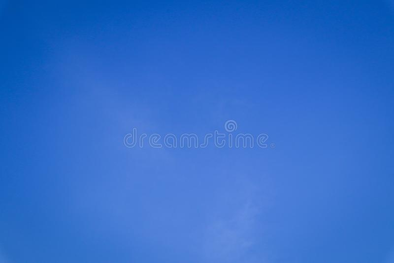 Beautiful abstract cloud and clear blue sky landscape nature background and wallpaper.  stock images