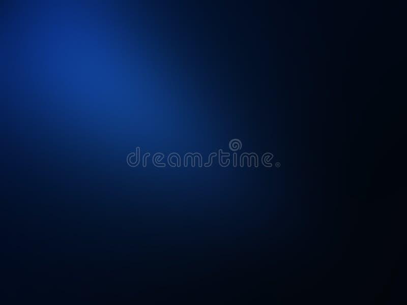 Abstract fresh soft blue de focused gradient background. Beautiful  Abstract fresh soft blue de focused gradient background stock illustration