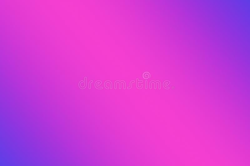 Beautiful abstract neon glow, neon backgrounds. pink lilac blue gradient royalty free stock image