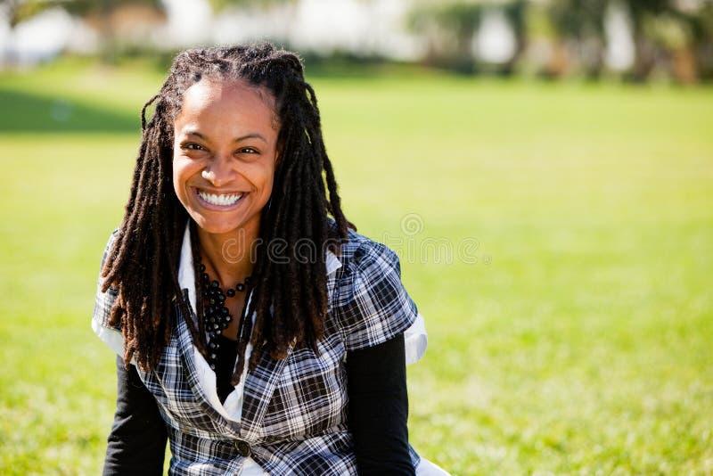 Download Beautiful African American stock photo. Image of headshot - 11950348