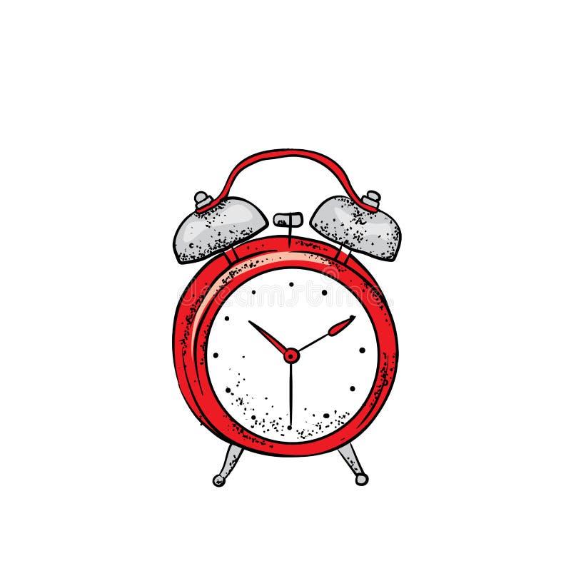 a beautiful alarm clock vector illustration school or university rh dreamstime com alarm clock vector freepik alarm clock vector image