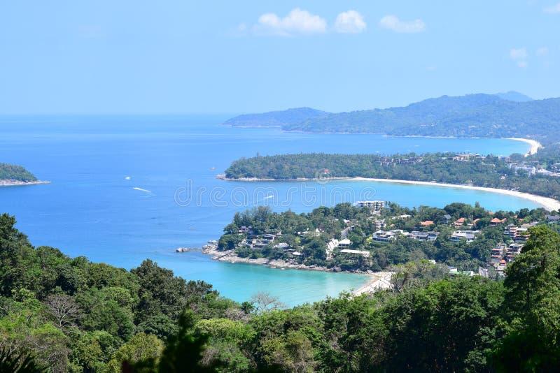 Beautiful Andaman sea , thailand stock photos