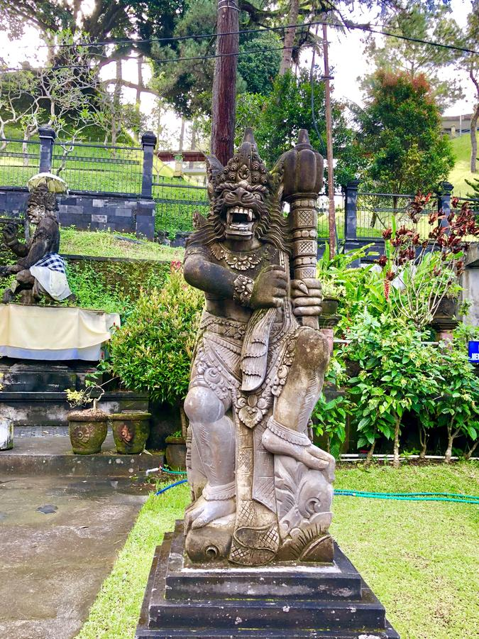 Beautiful antique stone statue photo royalty free stock photos