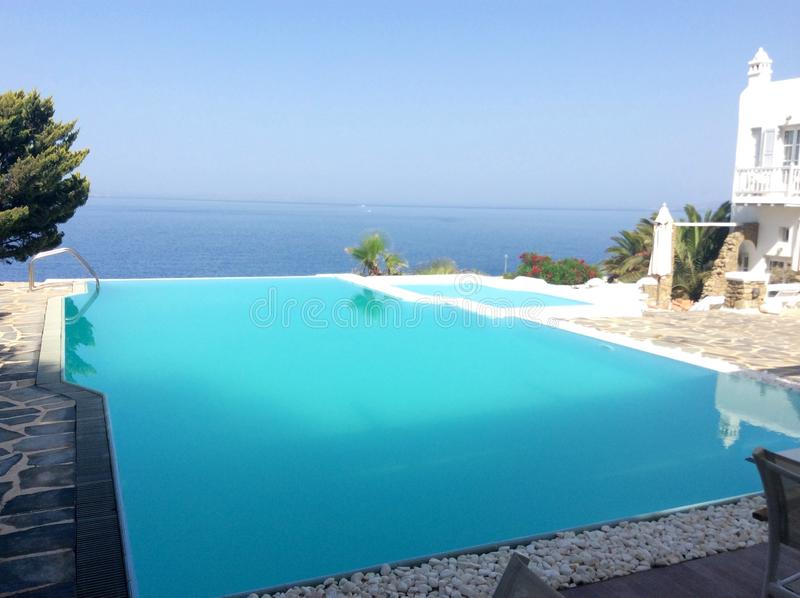 Beautiful Apanema Resort royalty free stock photo