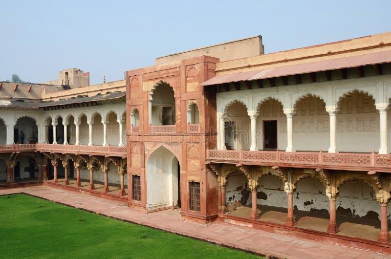 Download Beautiful Architecture Of Agra Fort,famous Landmark,unesco Heritage Stock Photo - Image: 36183084