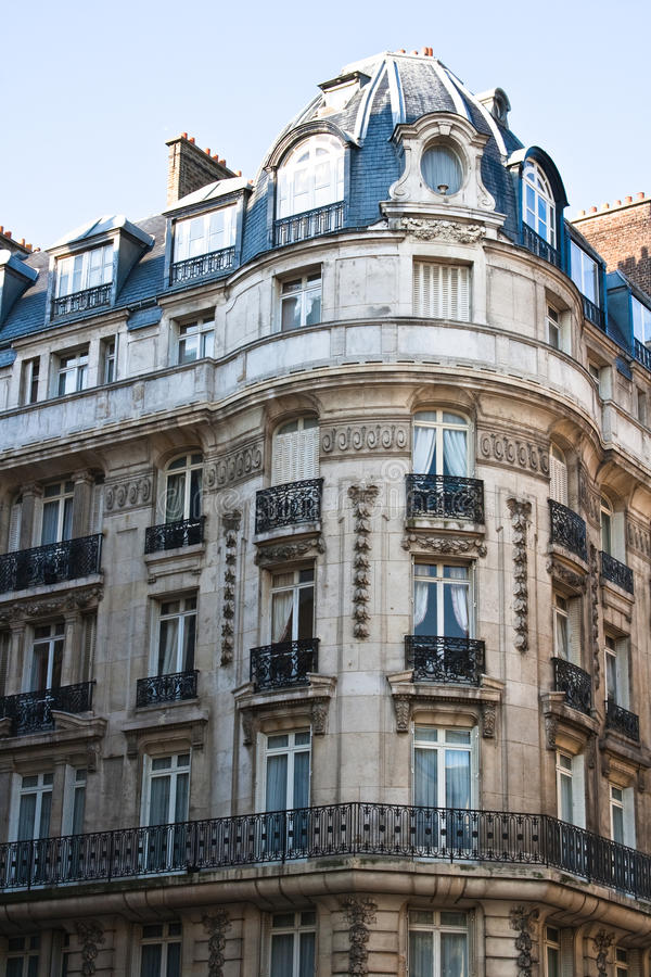 Beautiful Architecture In Paris France Stock Photo Image