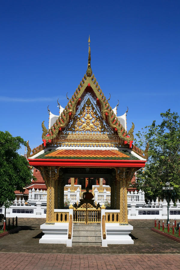 Download Beautiful Architecture Of Thai Temple Stock Photo - Image: 20910432