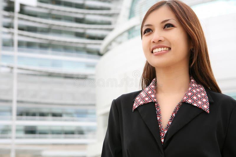 Download Beautiful Asian Business Woman Royalty Free Stock Photo - Image: 4856575