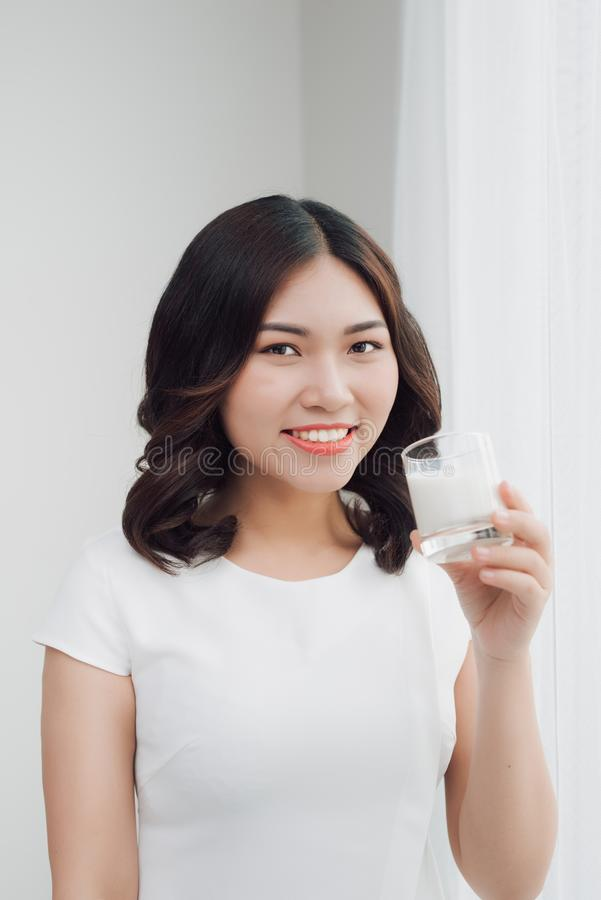 beautiful-asian-girls-drinking-milk-sexy
