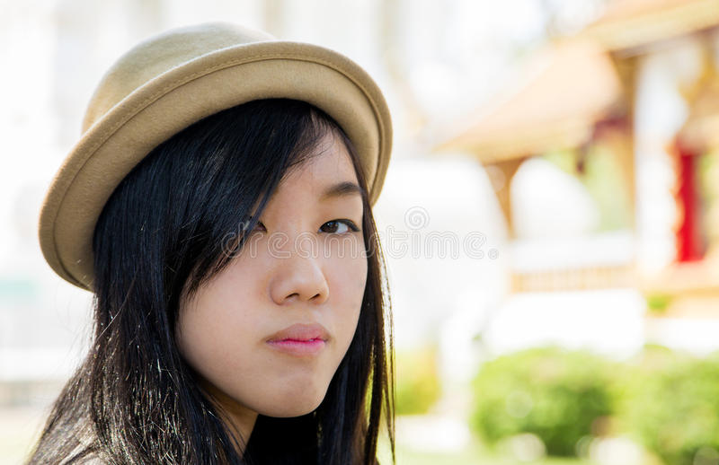 Download Beautiful asian girl stock image. Image of prefecture - 42135663