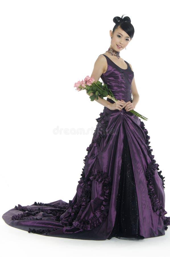 Free Beautiful Asian Woman Stock Photography - 5221362