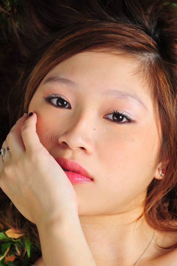Download Beautiful Asian Woman stock image. Image of lady, woman - 9041391