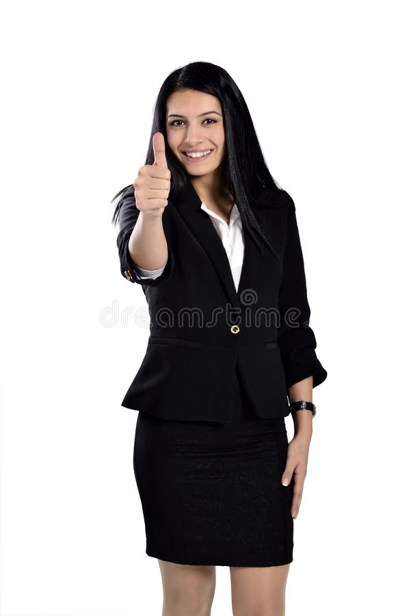 Download Beautiful Attractive Business Women Stock Image - Image: 36111471