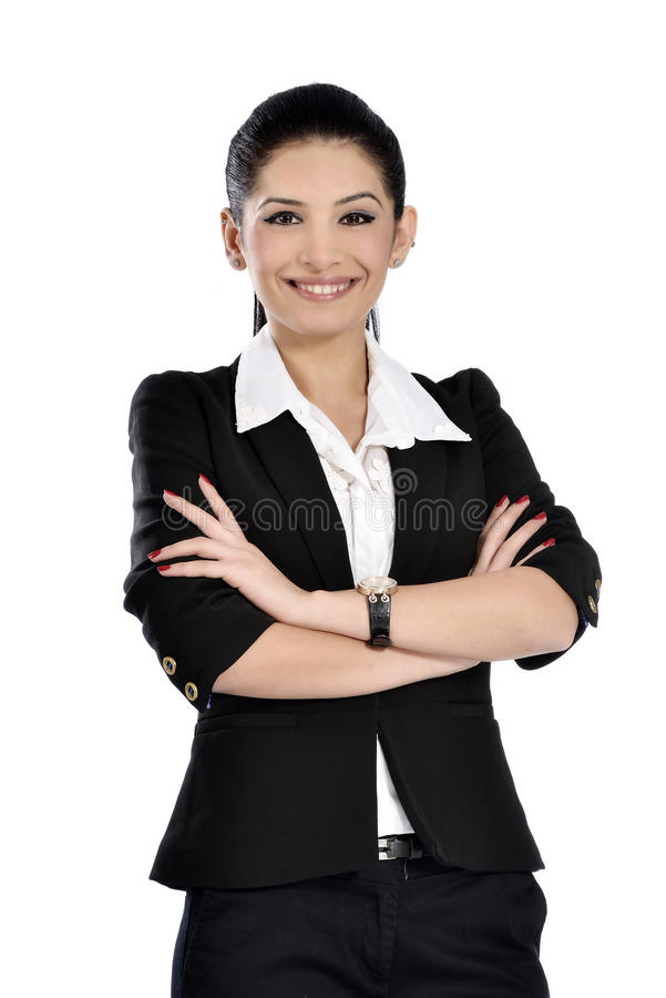 Download Beautiful Attractive Businesswoman Stock Image - Image: 37139651