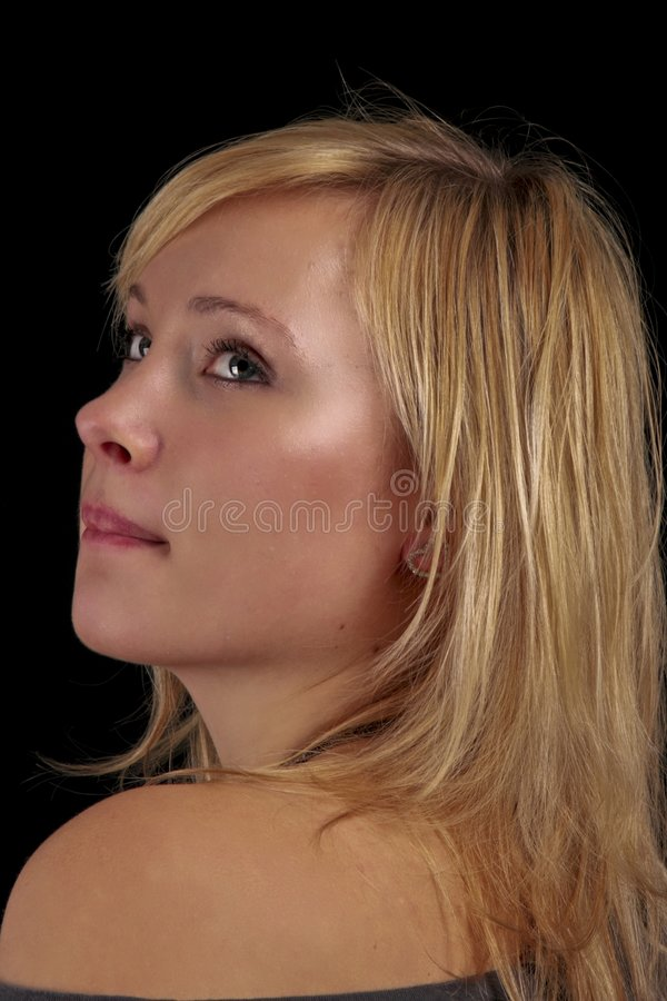 Beautiful Attractive Woman Royalty Free Stock Photo