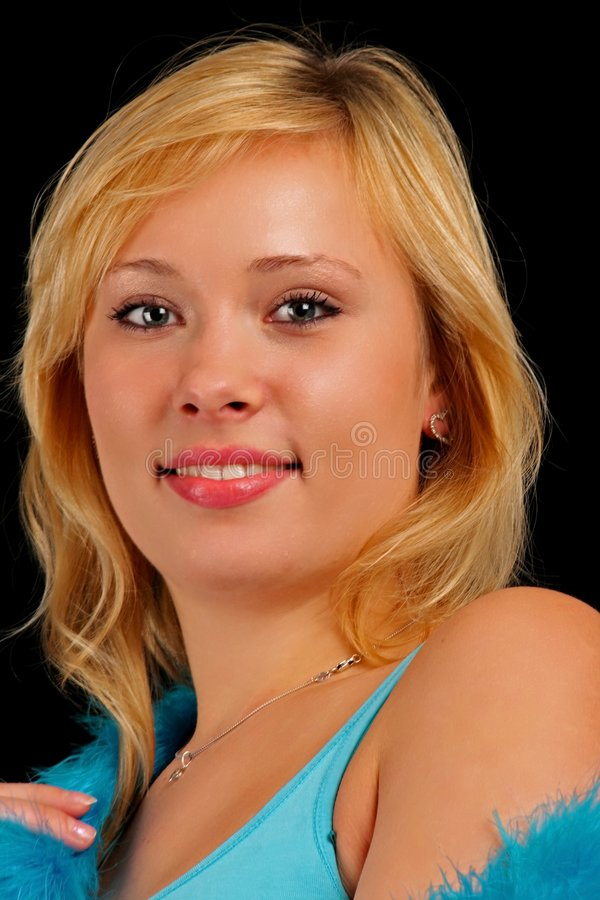 Download Beautiful Attractive Woman Smiling Stock Photos - Image: 7201283