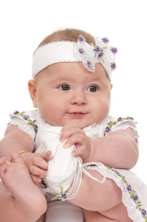 Download Beautiful Baby stock photo. Image of chubby, daughter - 19734112