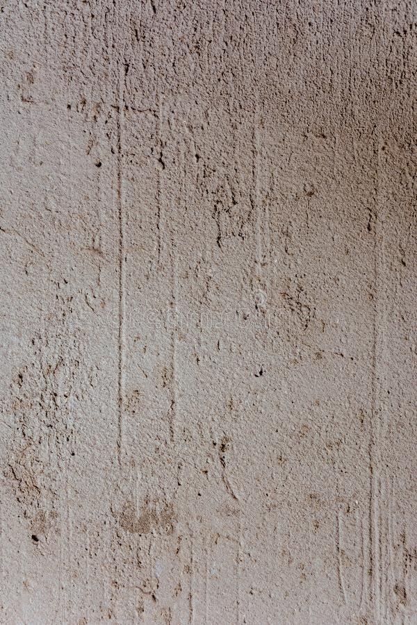 Beautiful background of an old plastered textured gray wall with a pattern stock photos
