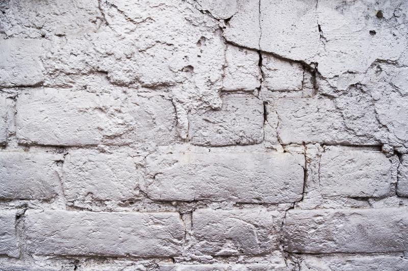 Beautiful background of silver, gray brick royalty free stock photo