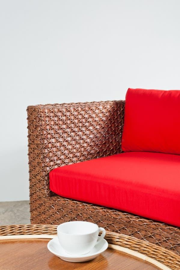 Free Beautiful Basketwork Furniture Stock Images - 29809854