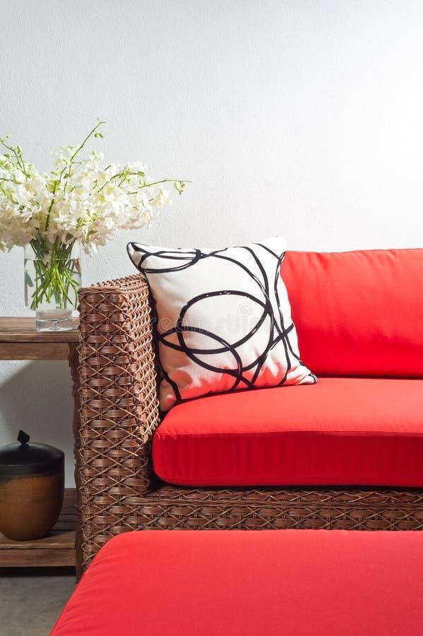 Free Beautiful Basketwork Furniture Stock Photos - 29951693