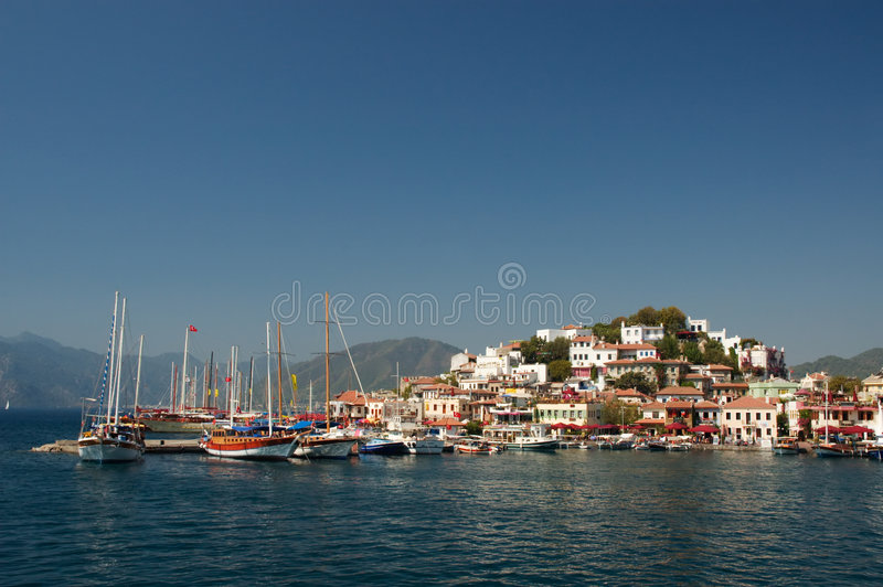 Download Beautiful Bay stock image. Image of luxury, marina, cruise - 2805719