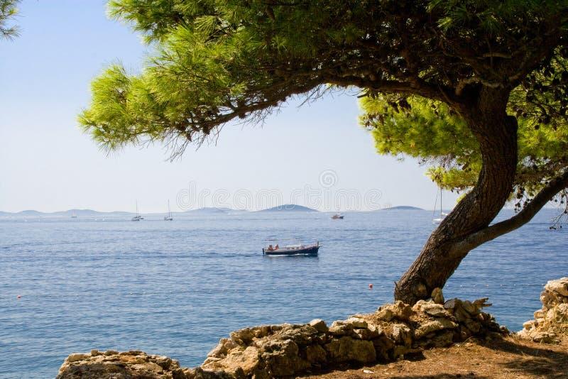 Download Beautiful beach stock image. Image of dream, coast, boat - 7982497