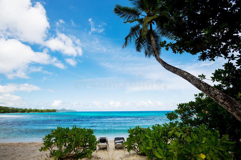 Download Beautiful Beach In Seychelles Stock Photo - Image: 28810478