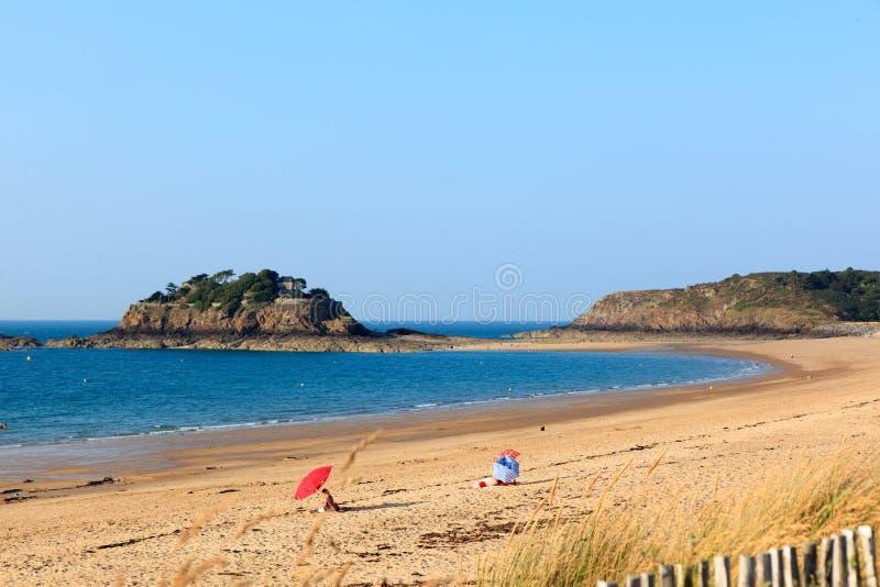 Beautiful beaches stock image