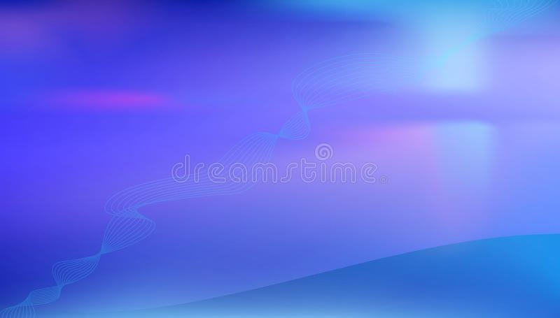 Beautiful and beautiful mesh background.  vector illustration
