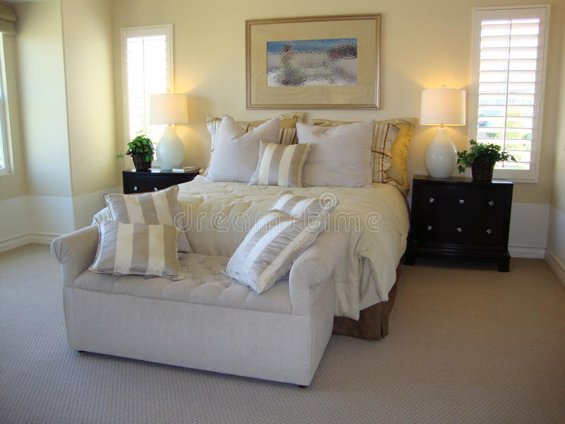 Download Beautiful Bed Room Stock Images - Image: 10423984