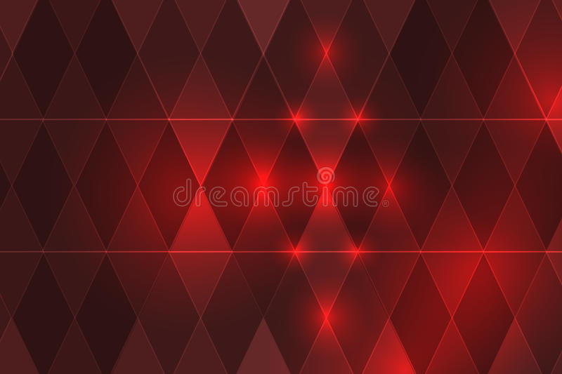 Beautiful BG with diamonds in red color stock photos