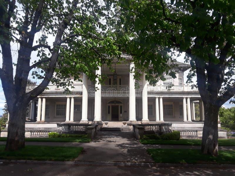 Tacoma mansion stock photos
