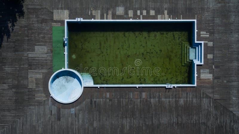Beautiful bird`s-eye photo taken on drone. Beautiful bird`s-eye photo. Made on drone. Terrain from a height stock photo