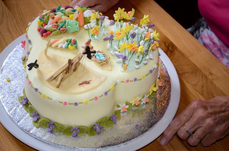 Happy birthday cake ladies