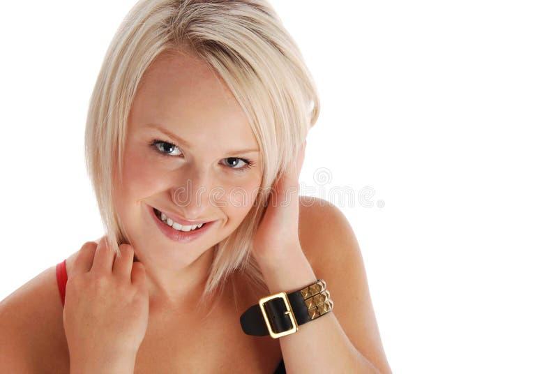 Download Beautiful Blond stock image. Image of ladies, hair, glamorous - 20620293