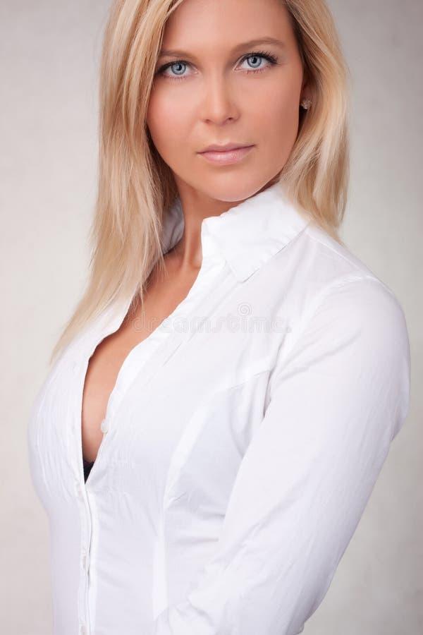 Free Beautiful Blond Girl Stock Image - 18337481