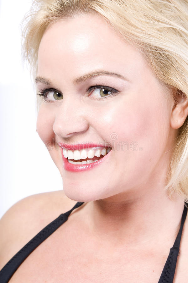 Download Beautiful Blond With Great Smile Royalty Free Stock Photo - Image: 11380235