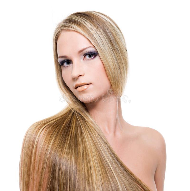 Free Beautiful Blond Hairs Royalty Free Stock Image - 13775716