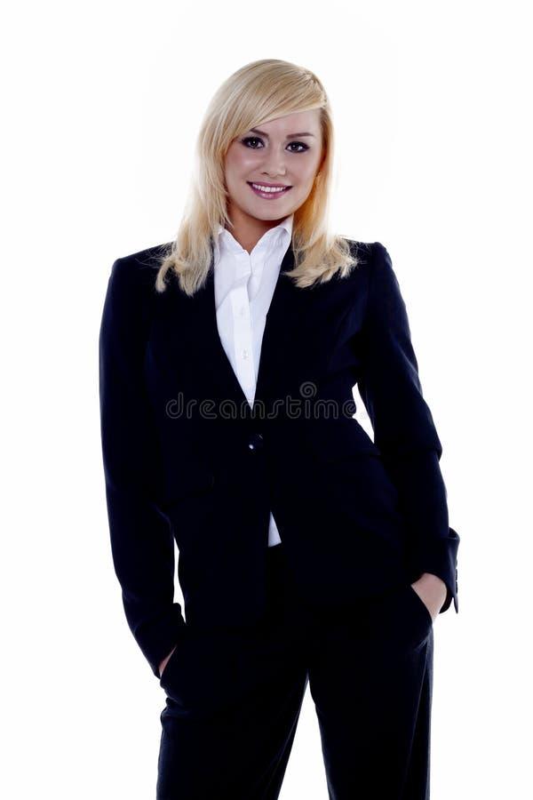 Download Beautiful blond portrait. stock image. Image of fashion - 24792397