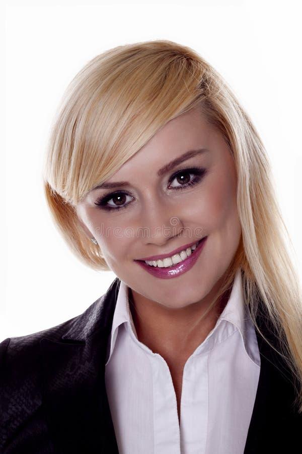 Beautiful blond portrait.