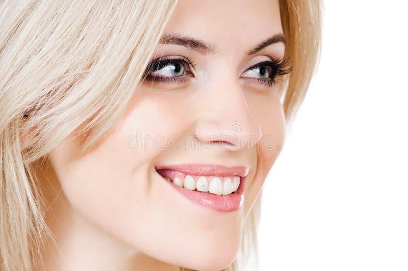 Download Beautiful blonde stock photo. Image of shine, facial - 23232616