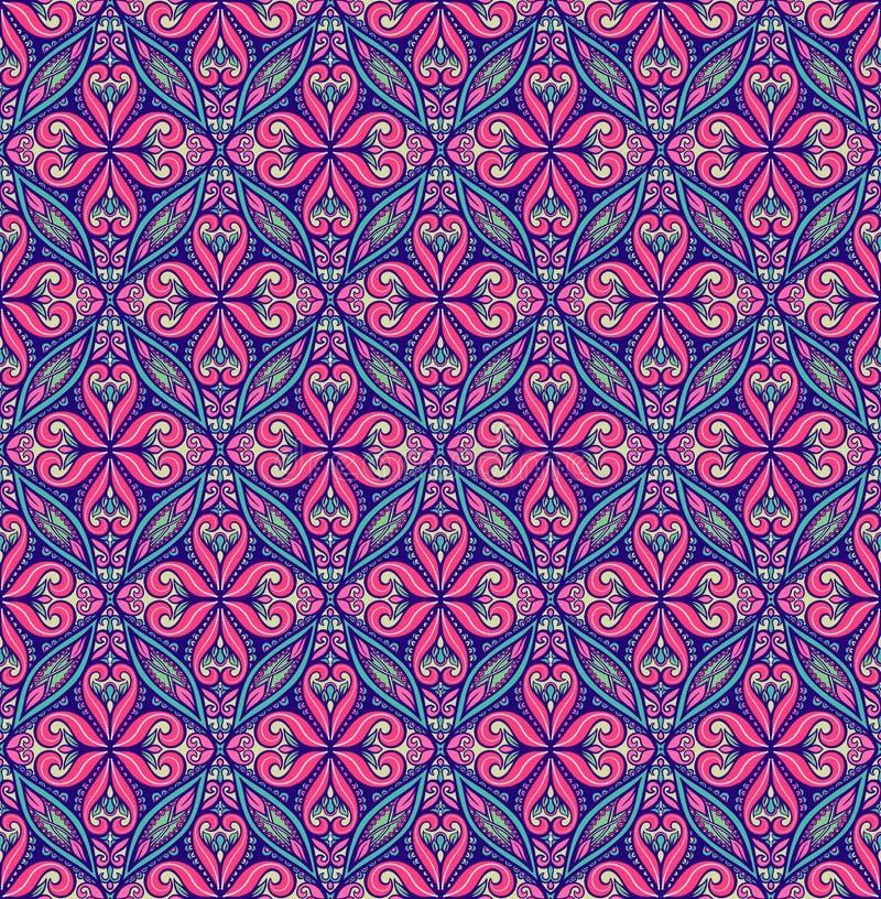 Download Beautiful Blue Pattern Royalty Free Stock Image - Image: 32880996