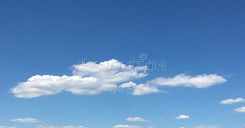 Beautiful blue sky with clouds background.Sky clouds.Sky with clouds weather nature cloud blue.Blue sky with clouds and sun. royalty free stock image