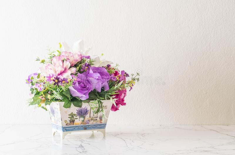beautiful bouquet flower royalty free stock image