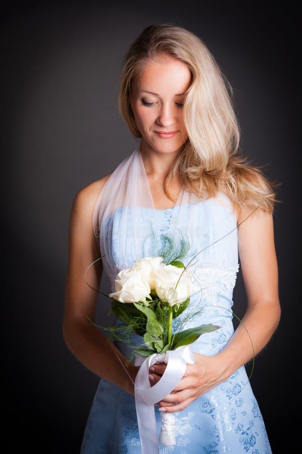 Free Beautiful Bride Royalty Free Stock Photo - 22338085